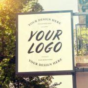 おしゃれなデザインの看板ロゴを作るには?作成時の注意や費用も解説